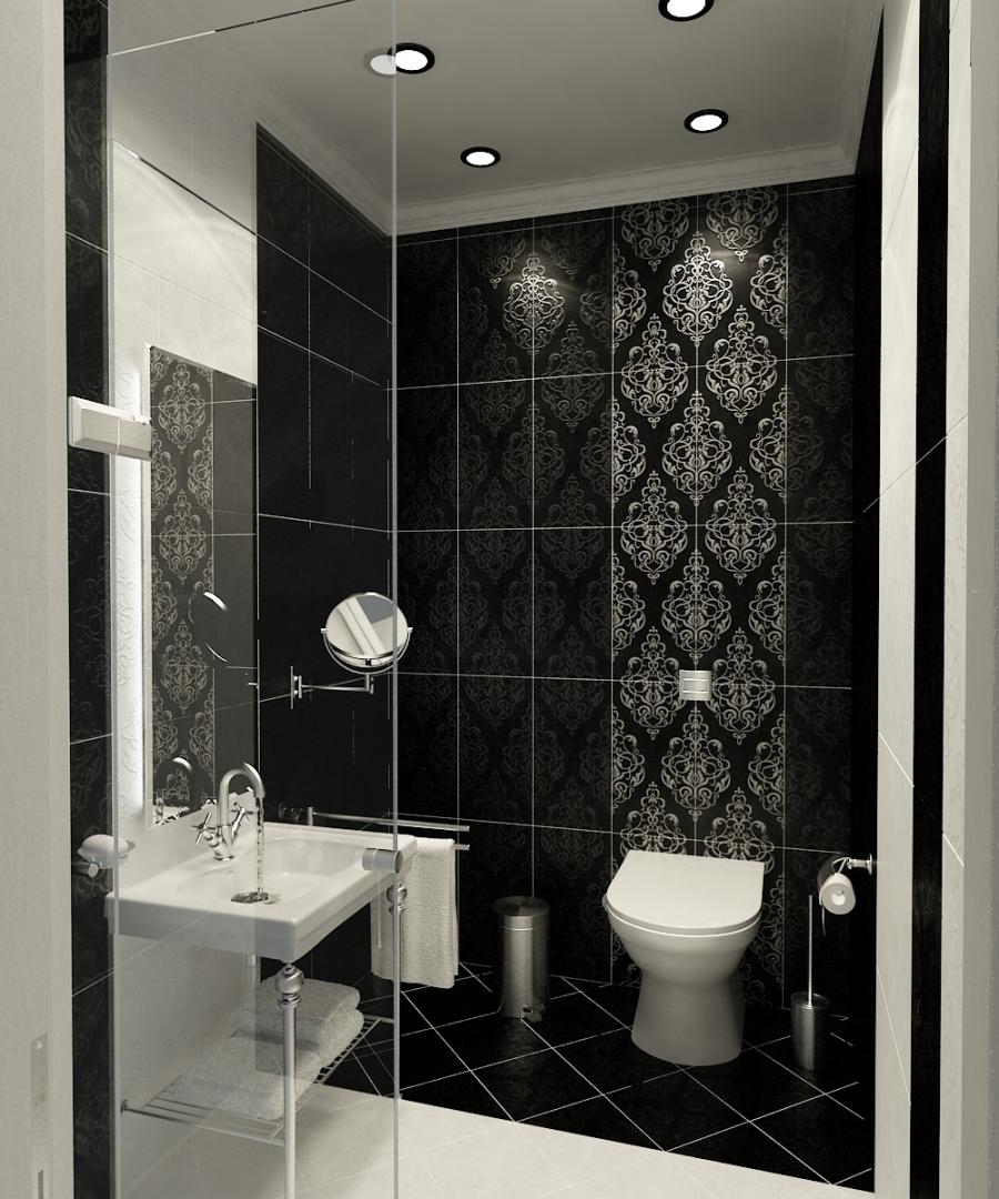 ... Bathroom A Lu0026#39;abode with Luxurious Concept : Charming...