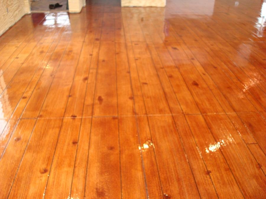 Artistic Concrete Flooring : Stained concrete floor photos