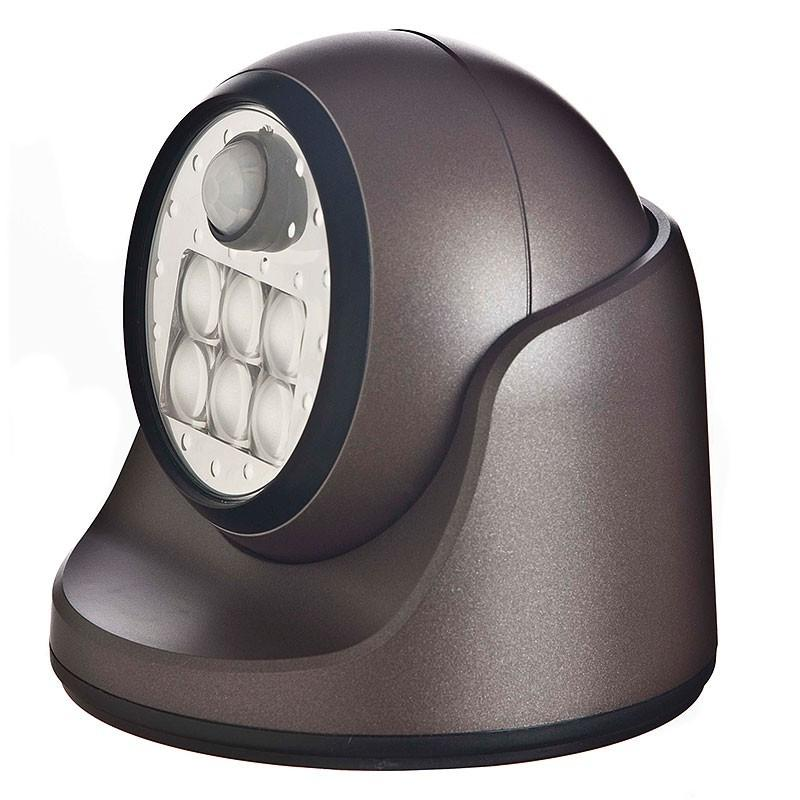 Fulcrum 20031-107 6 LED Wireless Motion Sensor Indoor/Outdoor...