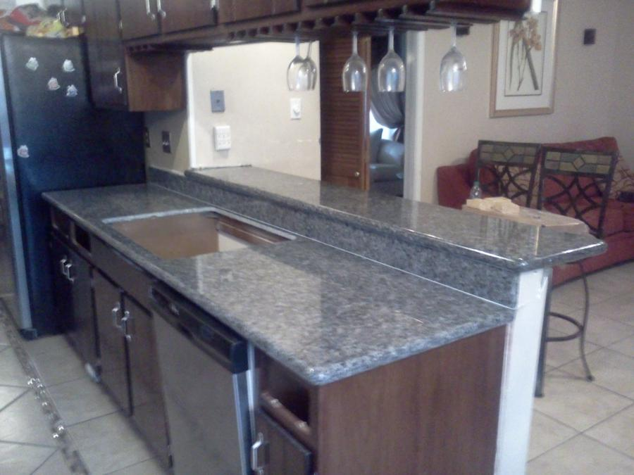 Kitchens Photos With Blue Pearl Granite