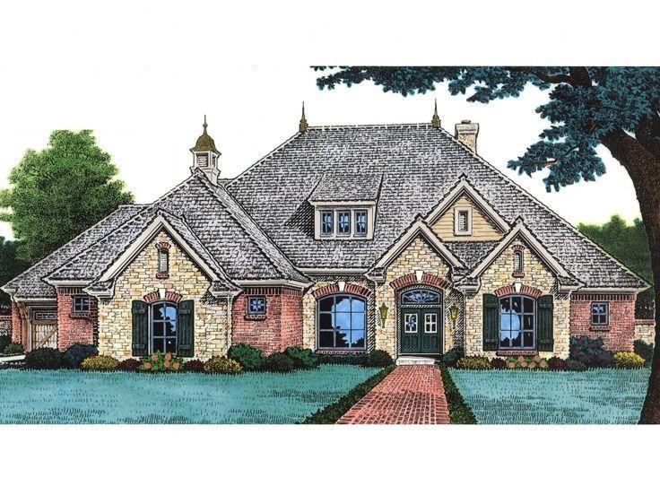 European House Plans Plan 027h 0070 Find Unique House Plans Home Plans And