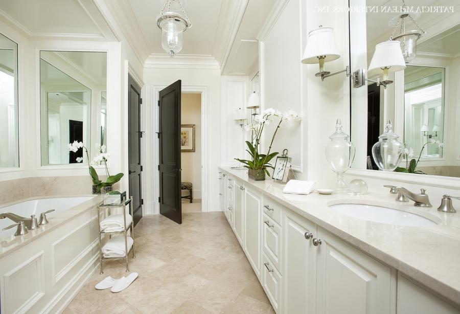 Model home bathrooms photos for Model home bathrooms