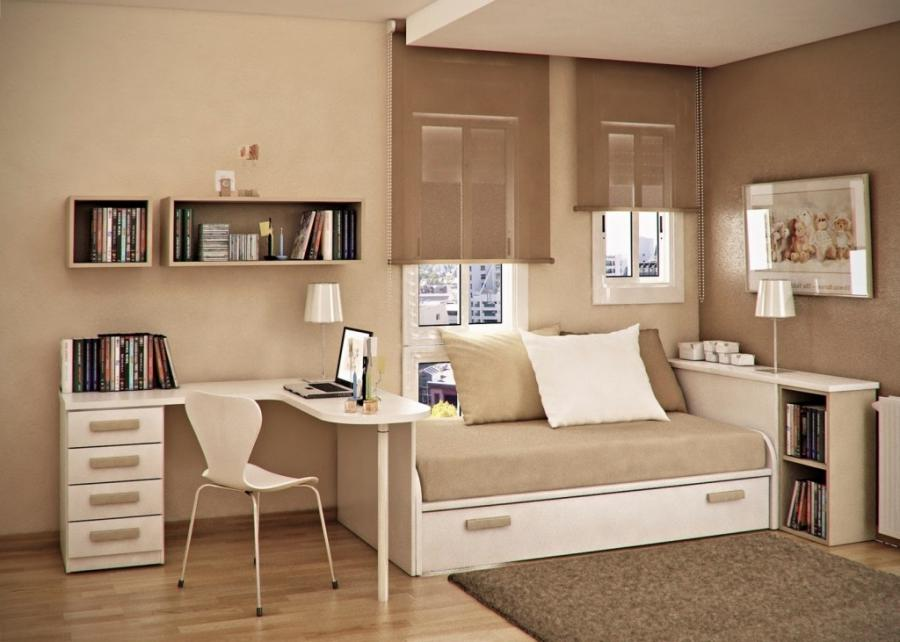 one bedroom apartment decorating ideas with photos