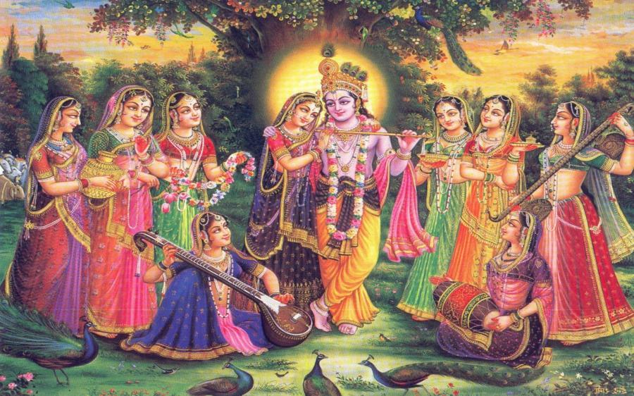 Baby Krishna Photos Wallpapers