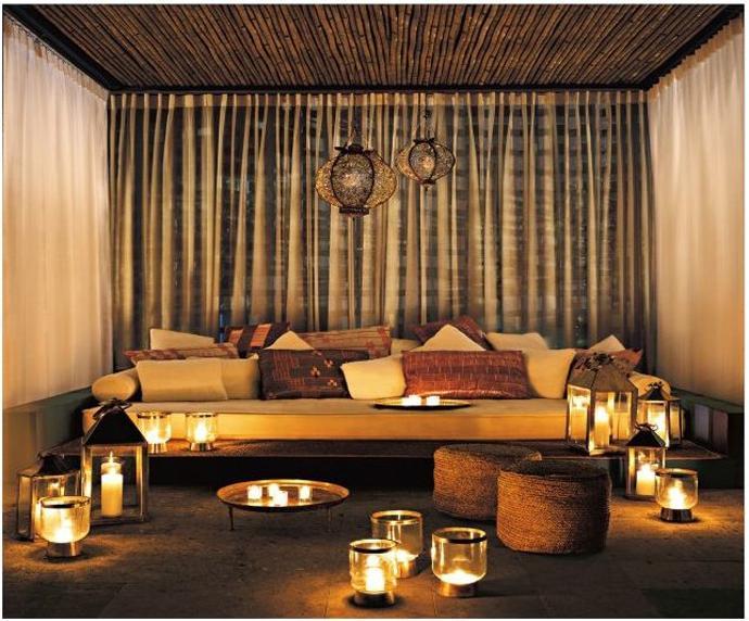 classic Moroccan style  Interior Design Ideas