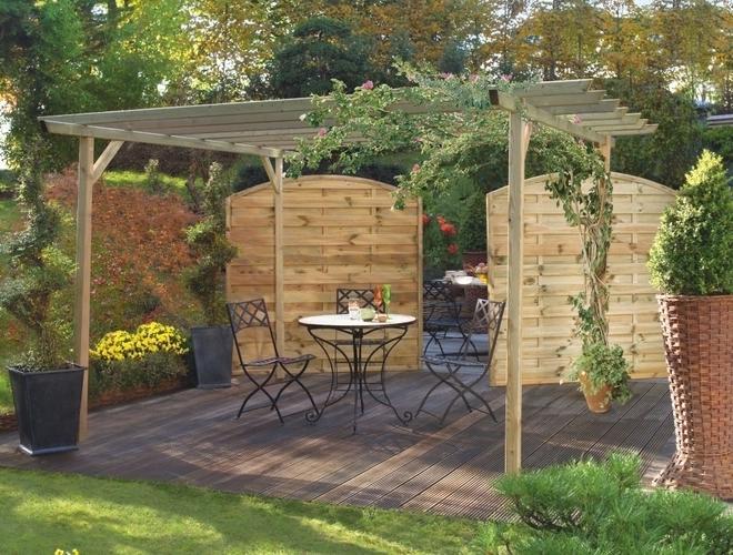 Photo de decoration de jardin exterieur for Como decorar un jardin sin cesped