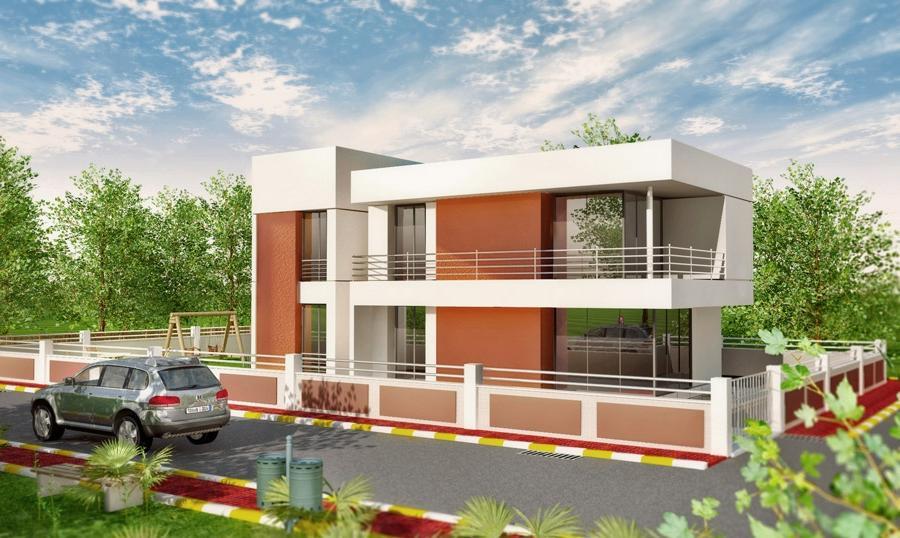 indian house model photos