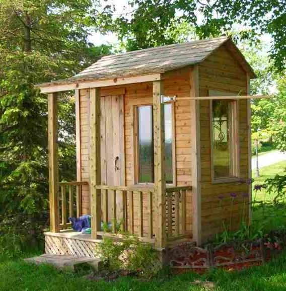 Photos of garden sheds for Garden shed designs yourself