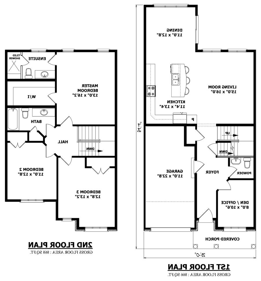 House plans canada with photos for House plan canada