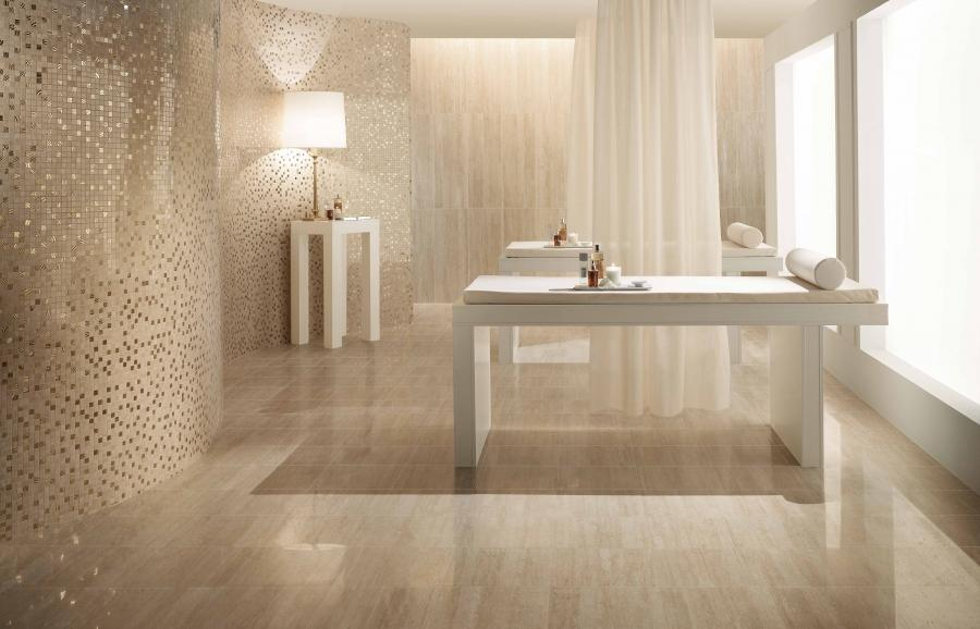 Love Tiles are effortlessly elegant, with a mix of metallic...