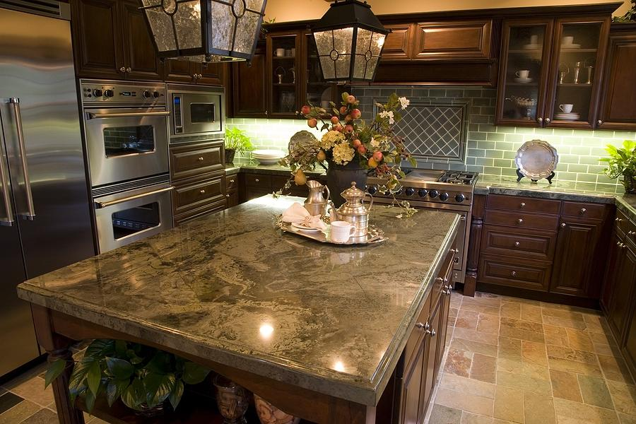 If a new countertop is what you are looking for, then you have...