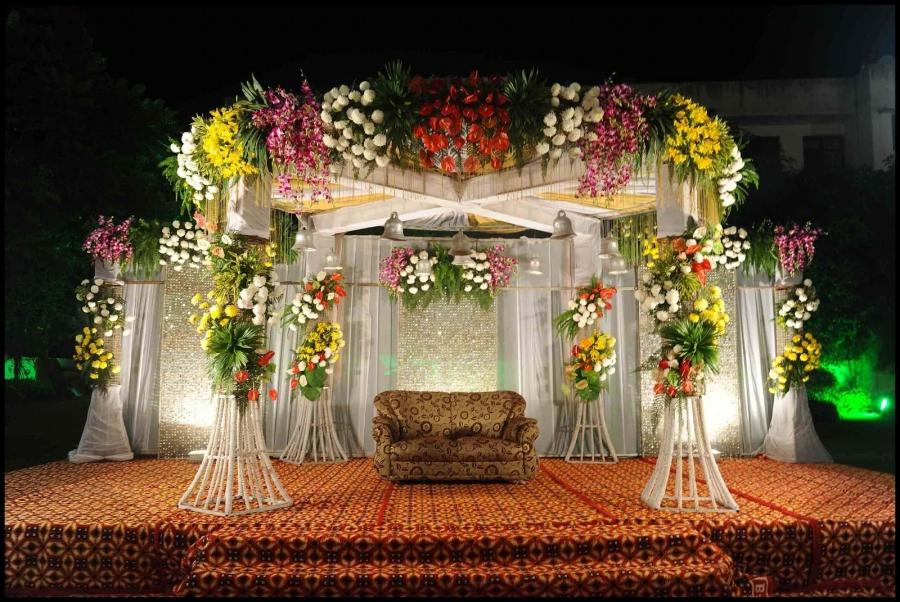 Stage Decorations Photos