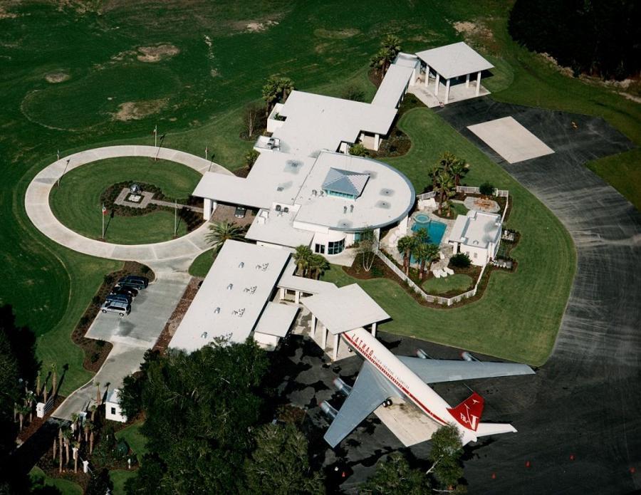 John Travolta House Photo