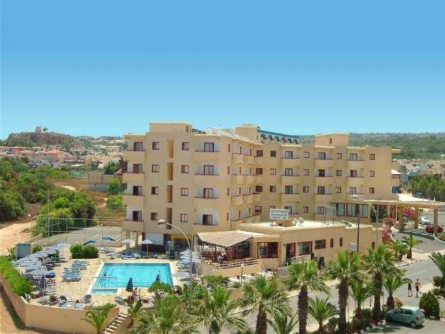 Tropical Dreams Hotel Apartments. Protaras, Cyprus
