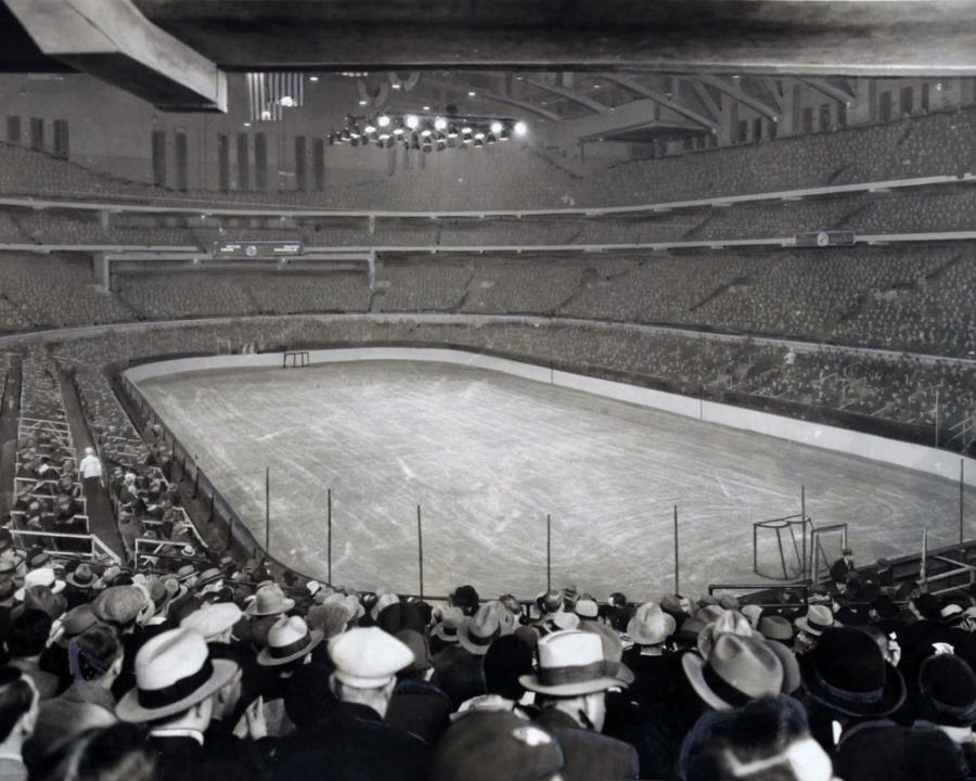 Chicago Stadium Interior Photos