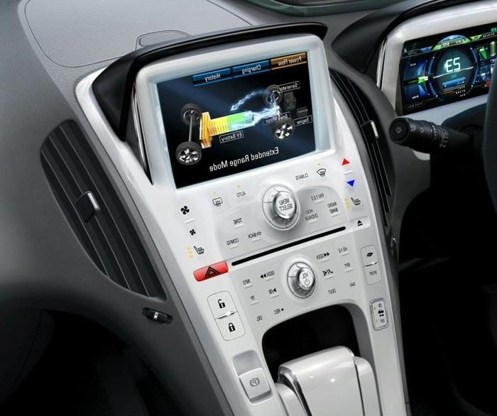 Chevrolet Volt Interior #2