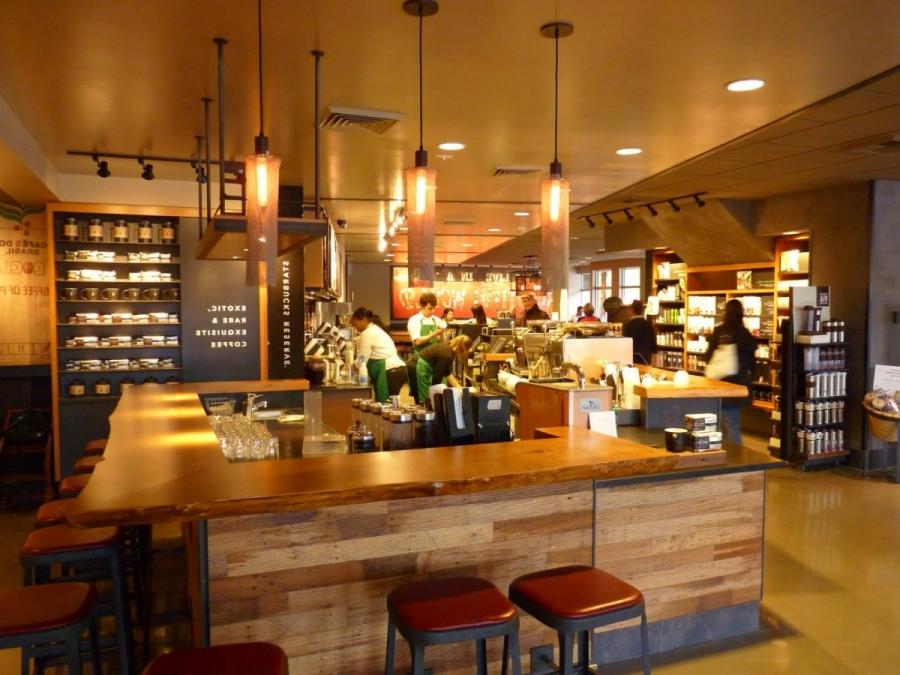 ... Best Socially Designed Coffee Shops in Seattle with Wood...