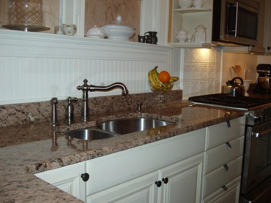 Beadboard Kitchen Backsplash Photos