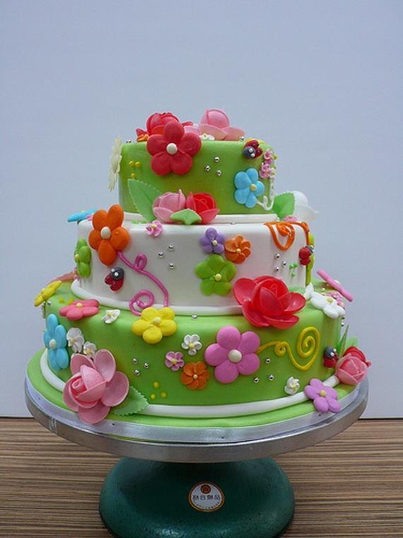 Cake Decoration Caravan : Photo cake decoration