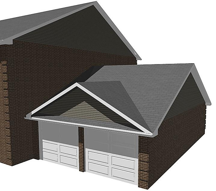 Gable roof design photos for Hip roof design software