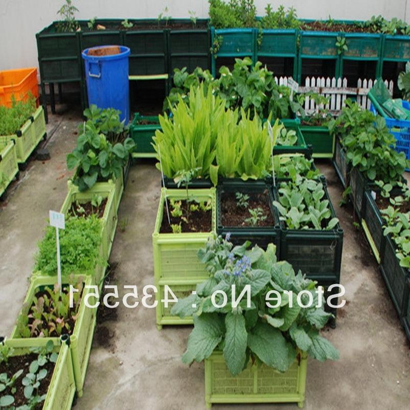 smart flower pots ideas outdoor planters movable