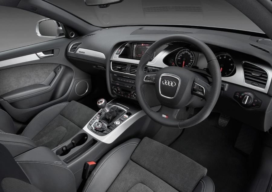 2010 audi a4 interior photos. Black Bedroom Furniture Sets. Home Design Ideas
