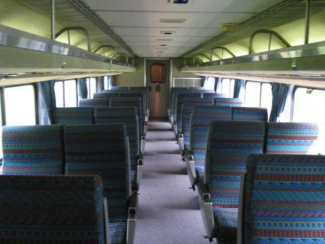Inside Amtrak Coach Pictures To Pin On Pinterest Pinsdaddy
