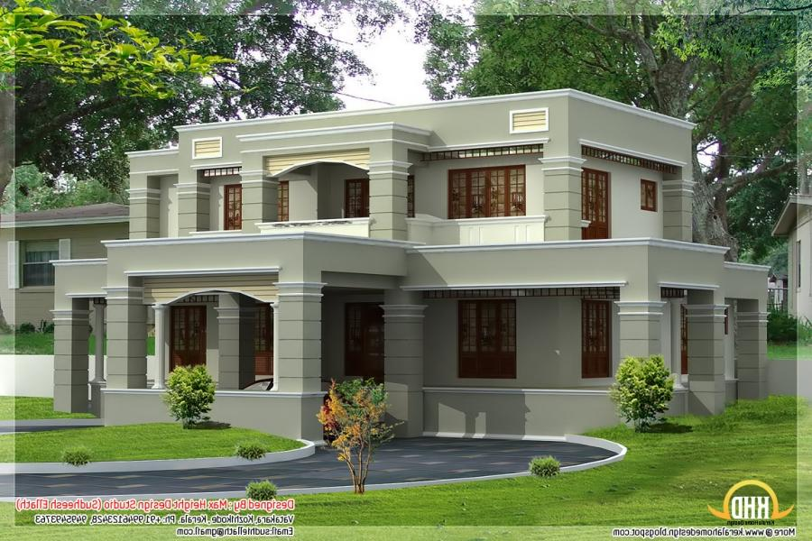 Photos of different houses in india for Different elevations of house