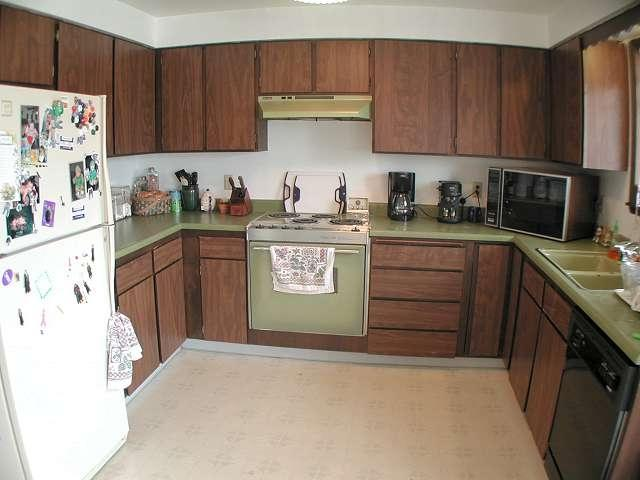 U shaped small kitchens photos for Small u shaped kitchen designs photo gallery