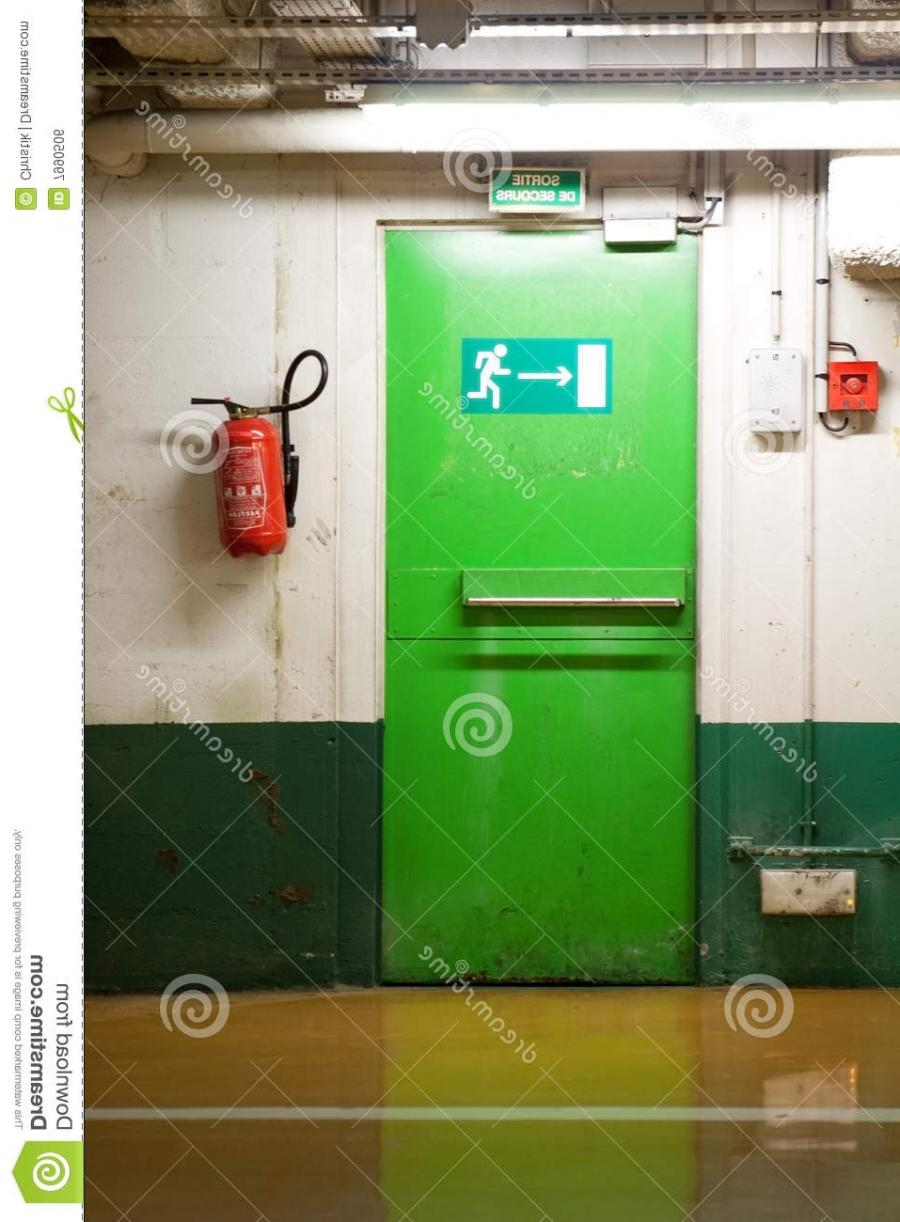 Fire Exit Door Photos