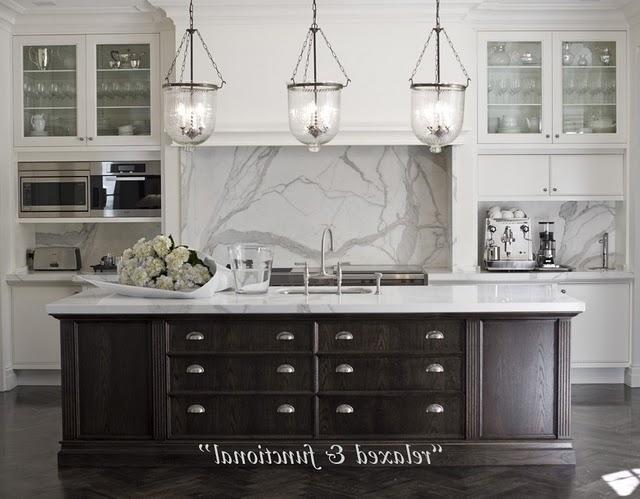 Most beautiful kitchen photos - Most beautiful white kitchens ...