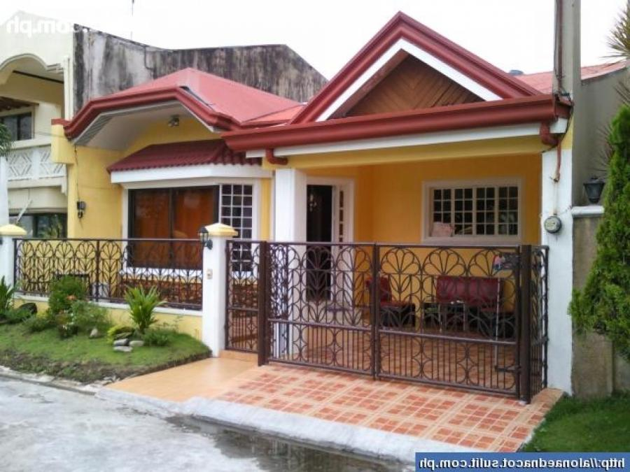 Photos Of Simple Houses In The Philippines