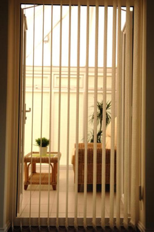 Photos Of Blinds On French Doors