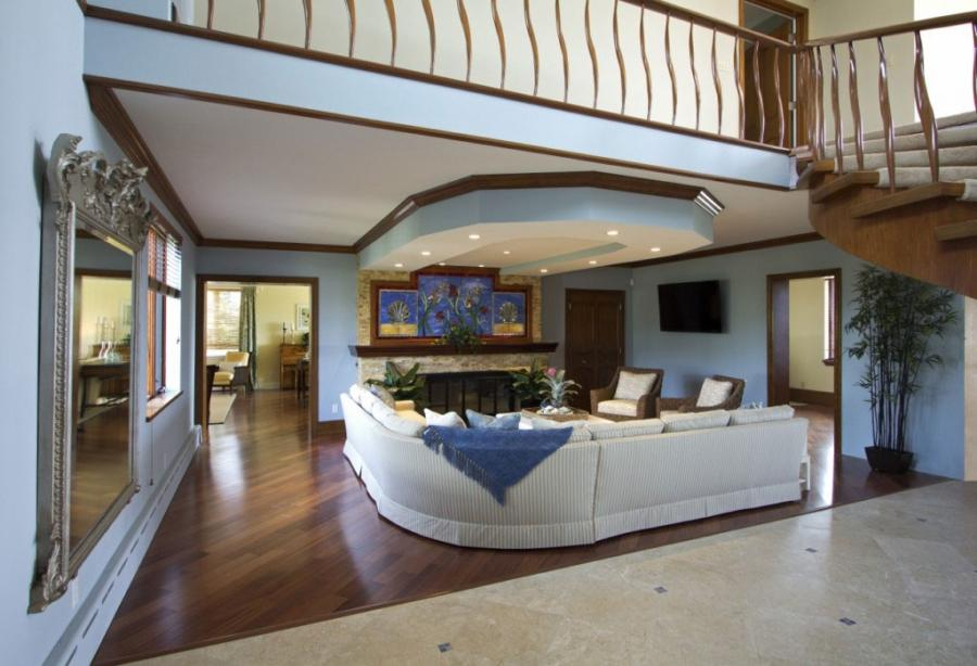 Cape cod interior design photos for Residential interior design companies
