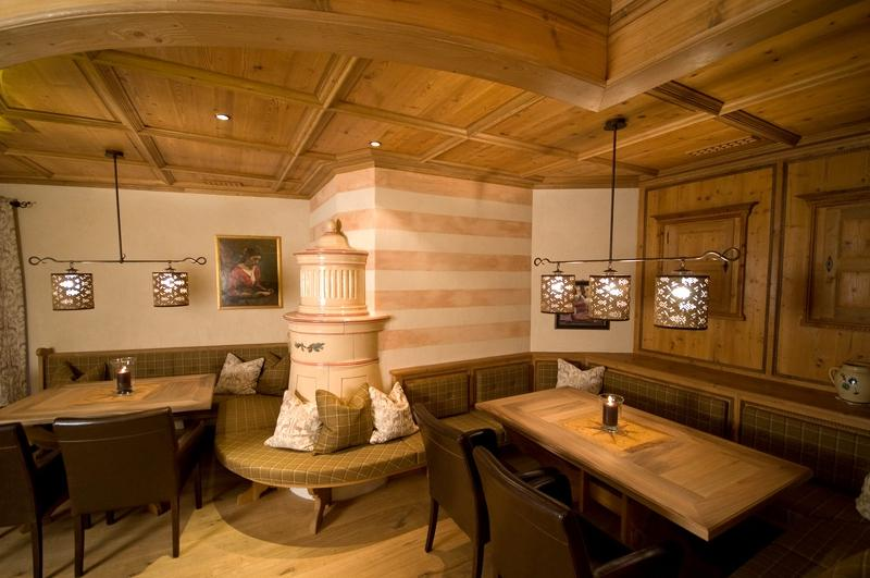 Berghof interior photos for Design hotel zillertal