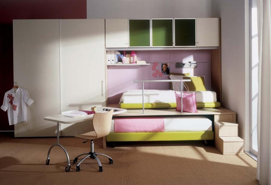 Inspirational Design Ideas Kids Bedroom Interior Decor