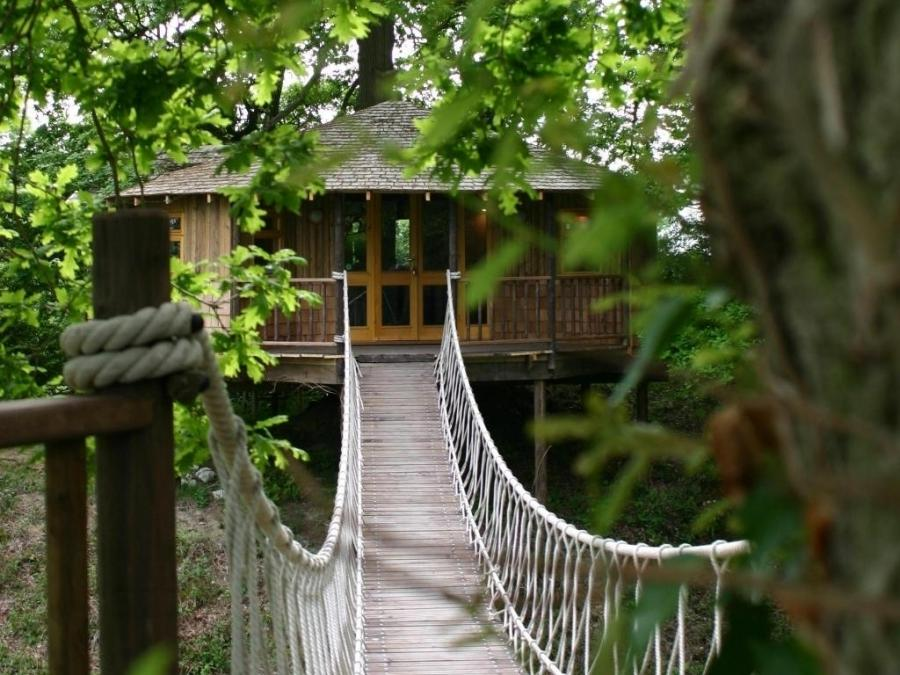Photos Tree House Yurts