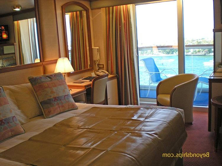 Ruby Princess Stateroom Photos