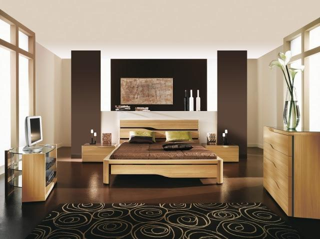 Photos decoration chambres for Photo chambre adulte moderne