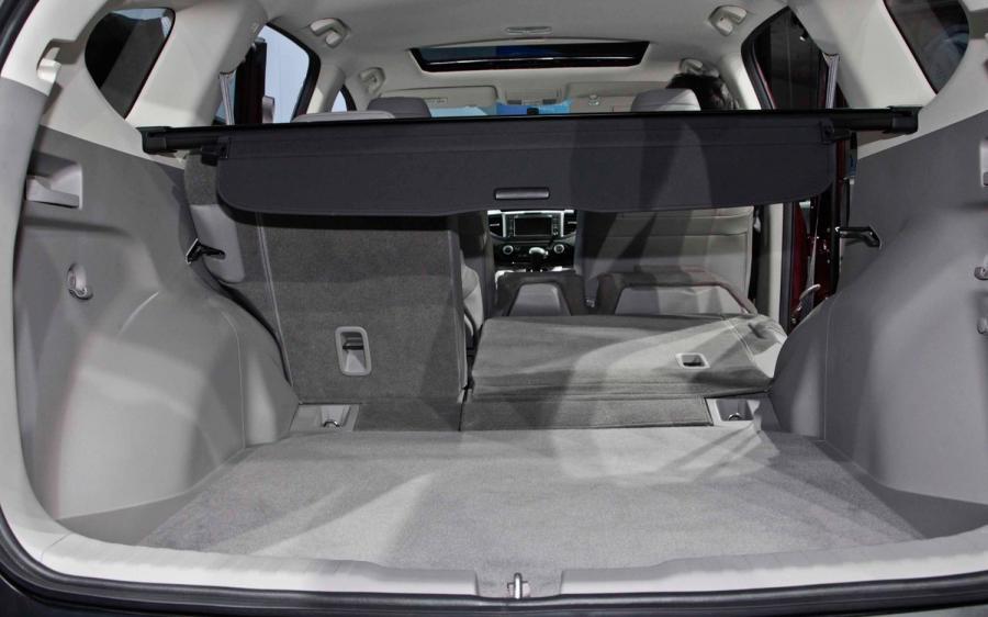 2012 Honda Cr V Rear Interior Cargo Photo 20 Source