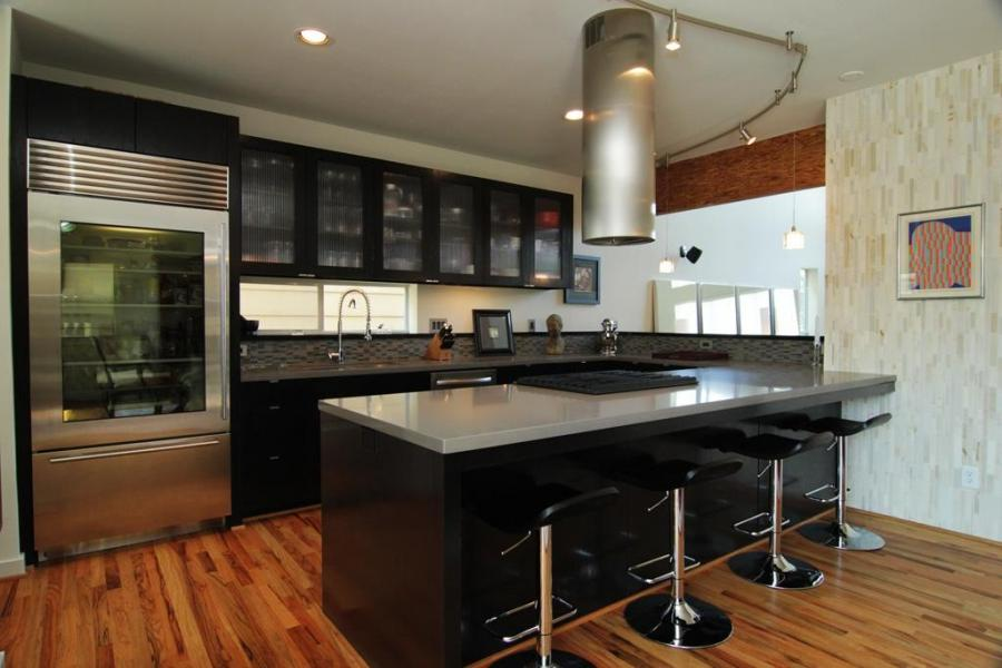 photos of kitchens with silestone countertops