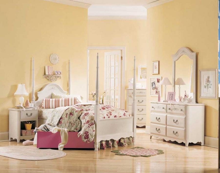photo decoration chambre princesse. Black Bedroom Furniture Sets. Home Design Ideas