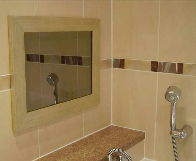 Terrific Concept For Impressive Small Bathroom Tile Design Ideas ...