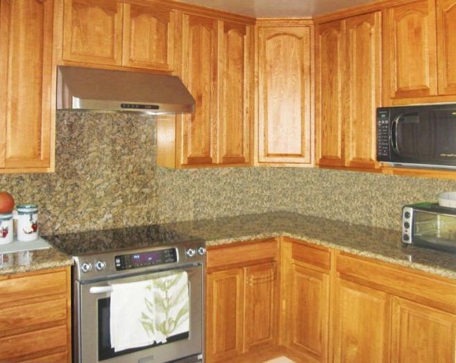 kitchen design photos oak cabinets. Black Bedroom Furniture Sets. Home Design Ideas
