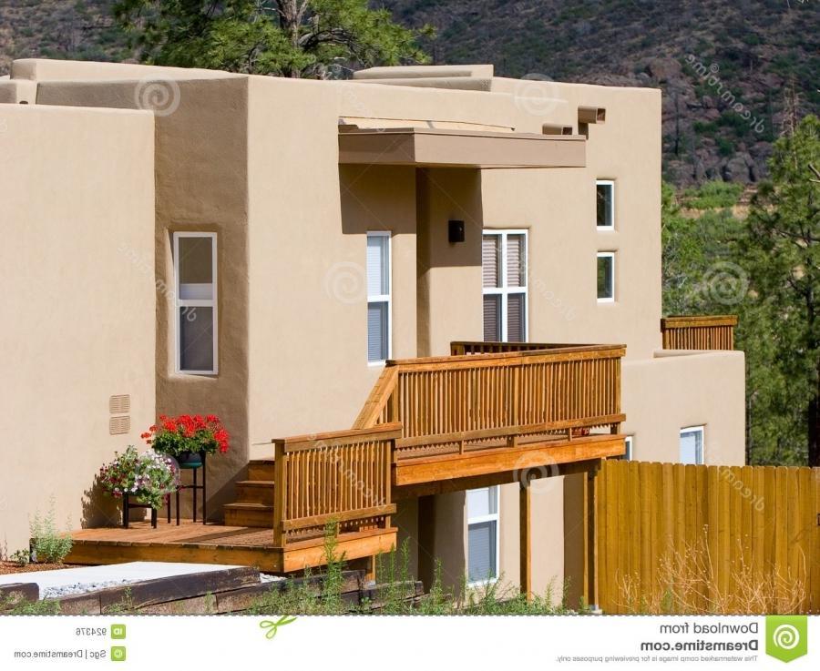 Adobe style house photos for Adobe style modular homes