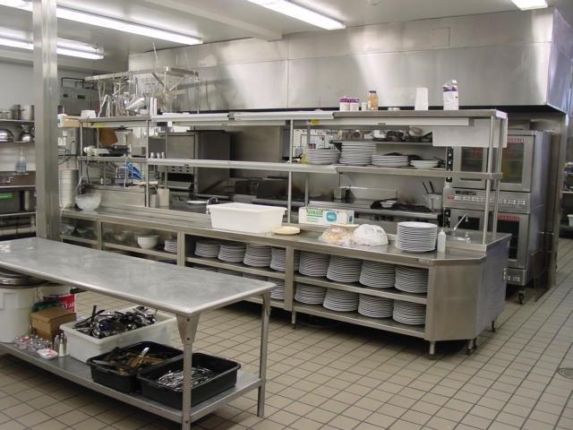 Commercial Kitchen Photos