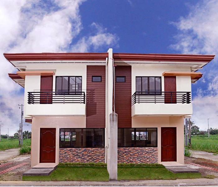 Cheap House Design Philippines: Duplex House Photos Philippines