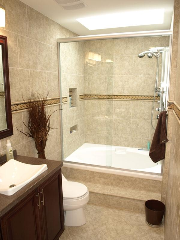 Small Bathroom Makeover Photo Gallery