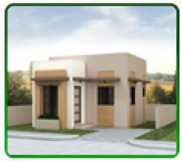 Ultra Green Modern House Design With Japanese Vibe In: Modern Bungalow House Photos