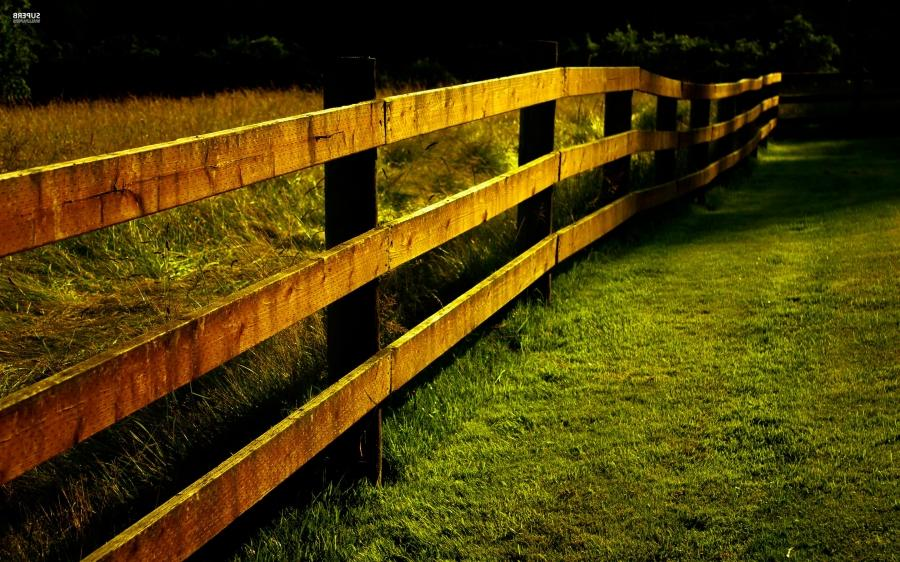 Countryside fence wallpaper 2880x1800 jpg